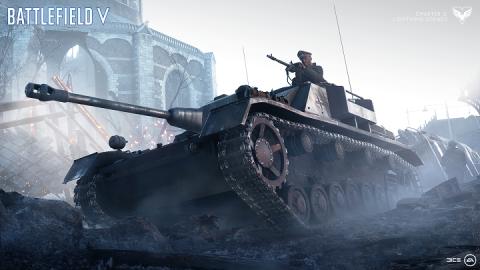 Battlefield V : le chapitre Coups de Foudre reçoit sa deuxième mise à jour