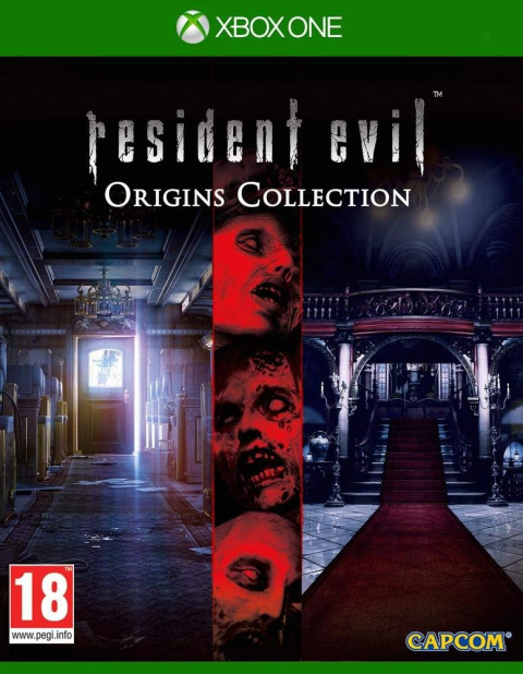 Resident Evil Origins Collection sur ONE