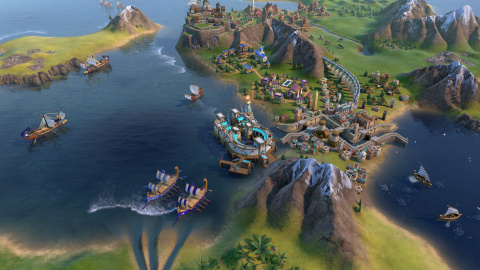 Civilization VI : Gathering Storm - La Phénicie prend la mer