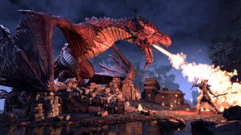 The Elder Scrolls Online : Elsweyr - Des dragons au pays des Khajiits
