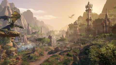 The Elder Scrolls Online : découvrez Elsweyr avant l'heure sur le serveur de test