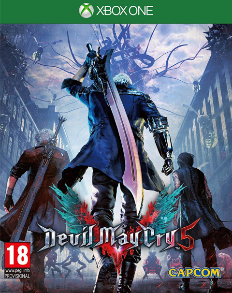 Devil May Cry 5 sur ONE