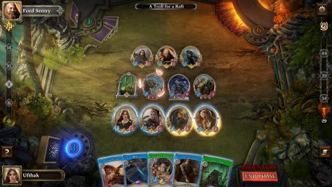 Le Seigneur des Anneaux : Jeu de Cartes Évolutif lance son mode multijoueur