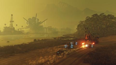 Rage 2 : Une épopée intense, un monde ouvert abondant
