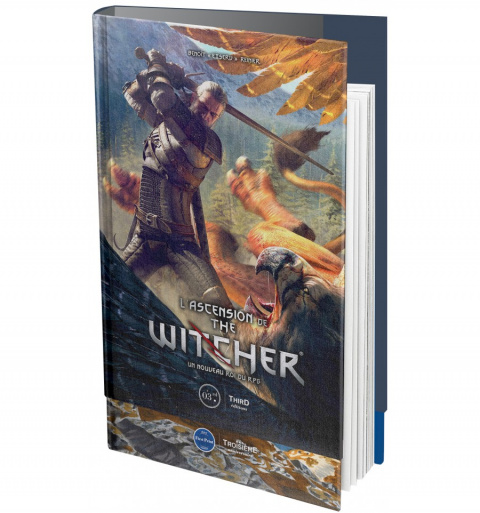 Third Editions : L'ouvrage consacré à The Witcher attendu en mars