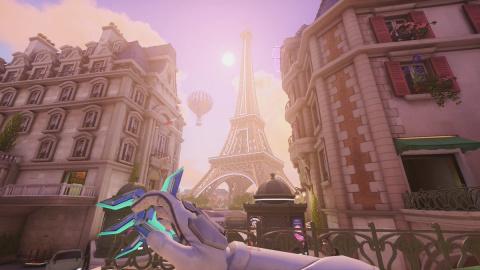 Overwatch revisite Paris avec une nouvelle carte disponible sur le PTR