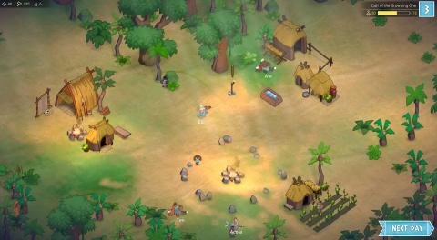 Godhood : un Kickstarter pour le god game d'Abbey Games (Reus)