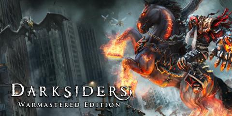 Darksiders : Warmastered Edition sur Switch