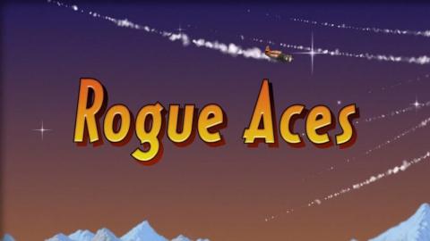 Rogue Aces sur Vita