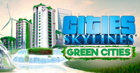 Cities Skylines : Green Cities sur PS4