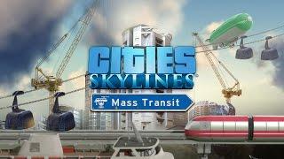 Cities Skylines : Mass Transit sur Linux