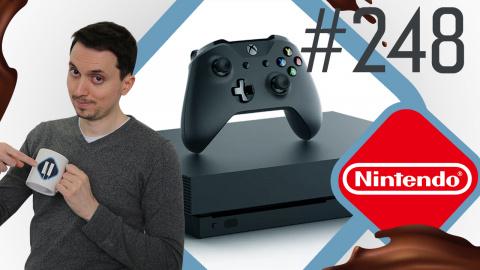 Pause Cafay #248 : Les bonnes ventes de Microsoft et de Nintendo en 2018