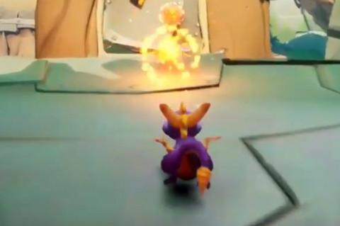 Cheat code de la Superflamme (Spyro 2)
