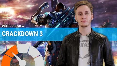 Crackdown 3 : nos dernières impressions en trois minutes