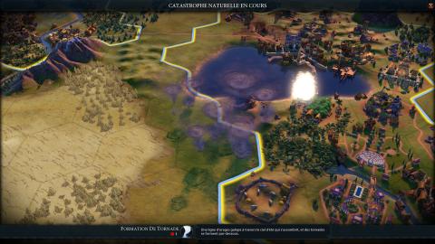 Civilization VI : Gathering Storm : une bonne extension à l'orientation écolo et diplomate