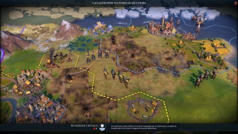 Civilization VI : Des crashs juste avant la victoire sur Switch