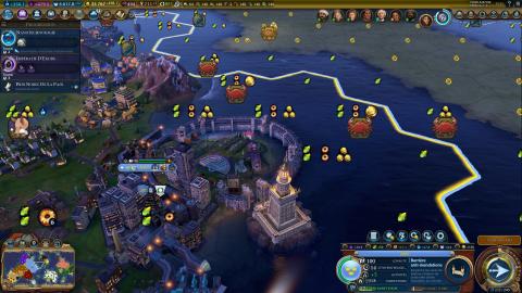 Civilization VI : La mise à jour d'avril présentée par Firaxis