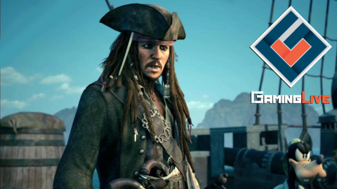 Kingdom Hearts III : Jouons les Pirates des Caraïbes