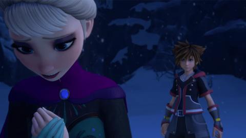 Kingdom Hearts III : Let It Go !