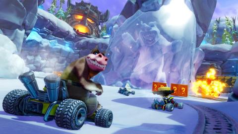 Crash Team Racing Nitro-Fueled à prix réduit sur Amazon !