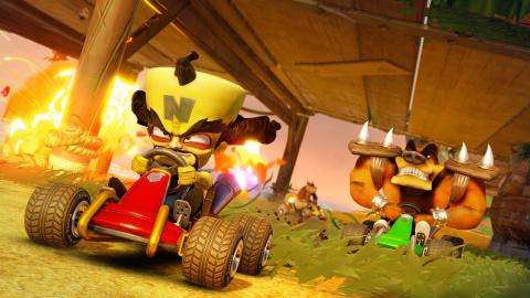 Crash Team Racing Nitro-Fueled s'offre une poignée d'images