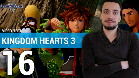 Kingdom Hearts III : Savoir ce qu'il vaut en moins de quatre minutes