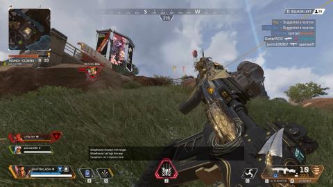 EA : Le cours de l'action remonte grâce à Apex Legends