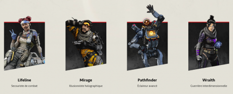 Apex Legends : quatre saisons et Battle Pass au programme en 2019