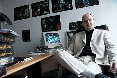 """Portrait : David Cage - Visage de la """"méthode Quantic"""""""
