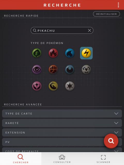 Pokémon JCC : l'application Card-Dex permettra de cataloguer vos cartes sur votre smartphone