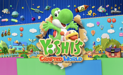 Solution complète de Yoshi's Crafted World
