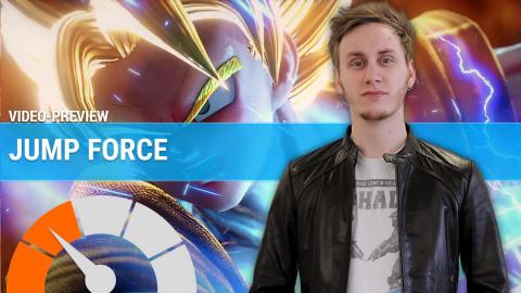 Jump Force : nos impressions en quelques minutes