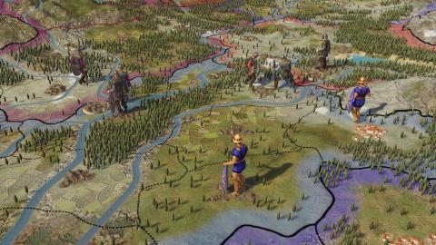 Imperator : Rome - le jeu de grande stratégie partira en guerre le 25 avril