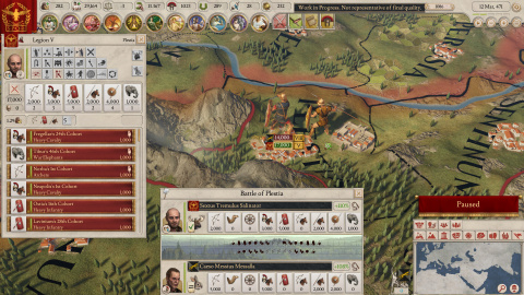 Imperator : Rome - le jeu de stratégie signé Paradox lance l'assaut