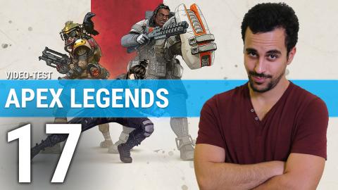 Apex Legends : Ses points forts en moins de 3 minutes