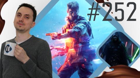 Pause Cafay #252 : Battlefield V fait chuter EA en bourse