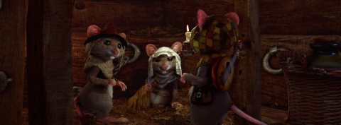 Portrait : Lionel Gallat, de Dreamworks à Ghost of a Tale