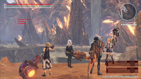 God Eater 3 : Un épisode exigeant à destination d'un plus large public ?