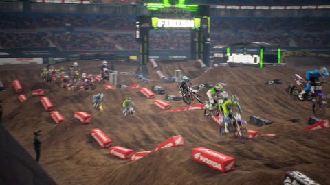 Monster Energy Supercross 2 : Un petit bond en avant