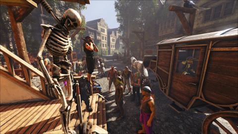 Atlas : Le MMORPG qui prend l'eau