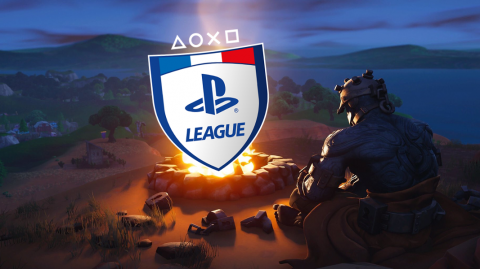 PS League : Fortnite toujours au top