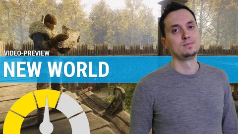 New World : Le MMO sandbox d'Amazon est-il prêt pour la conquête ?