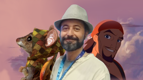 Portrait - Lionel Gallat, de Dreamworks à Ghost of a Tale
