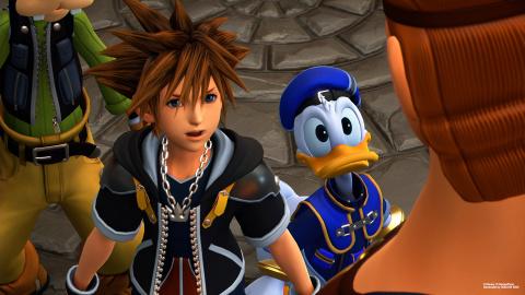 Kingdom Hearts III : les notes et commentaires de la presse sur le jeu