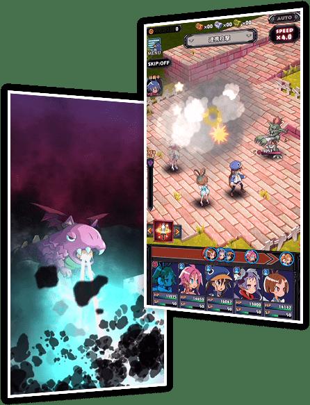 Disgaea RPG prépare son arrivée sur les smartphones japonais