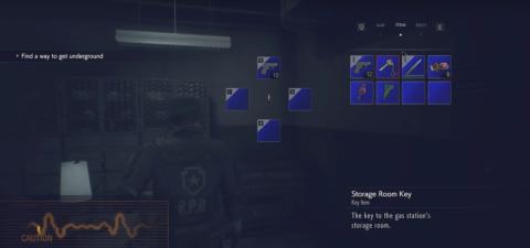 Resident Evil 2 : un mod pour retrouver l'interface d'origine