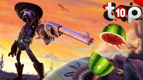 Top 10 des meilleurs jeux Kinect 360