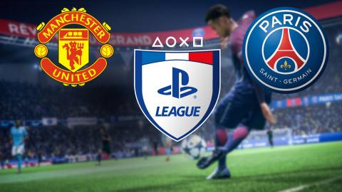 PS League : Jouez les pronostics pour le match PSG - Manchester