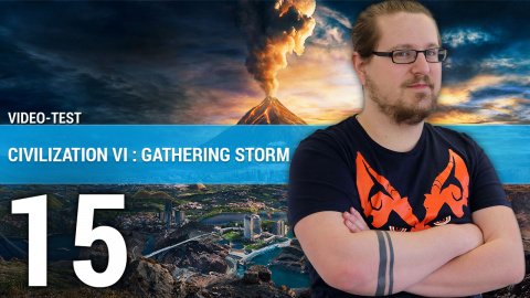 Civilization VI : Gathering Storm - Nos impressions en 3 minutes