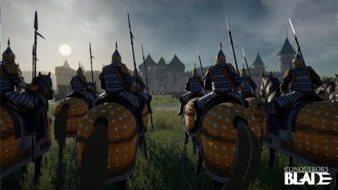 Conqueror's Blade : un weekend portes ouvertes du 15 au 18 février